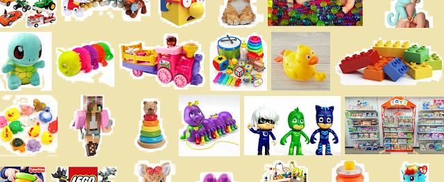 Grosir dan Toko Mainan Anak di Bandar Lampung