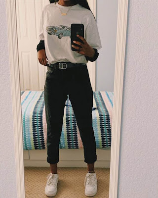 outfit retro femenino tumblr