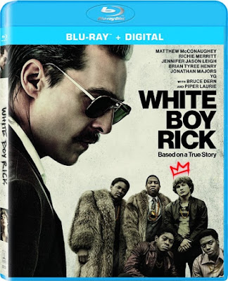 White Boy Rick Movie DVD