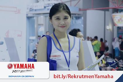 Lowongan Kerja SMA/SMK PT Yamaha Indonesia Motor Mfg