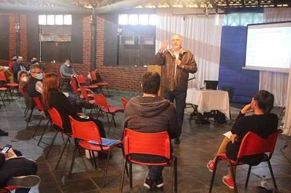 Geraldino Júnior destaca a importância do planejamento e participação da sociedade na elaboração do PPA