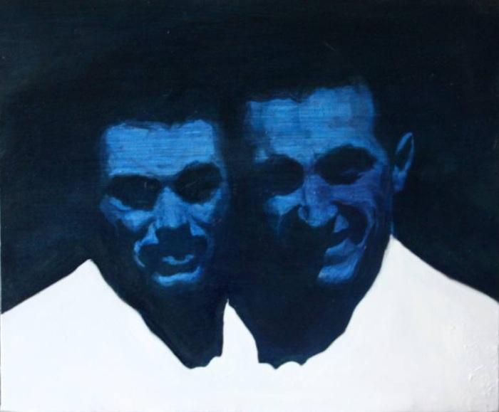 Сербский художник. Ivan Jovanovic