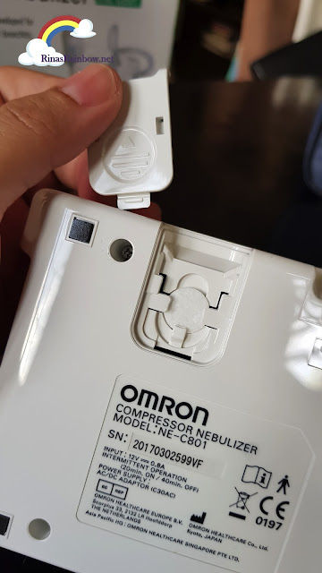 Omron CompAir Nebulizer
