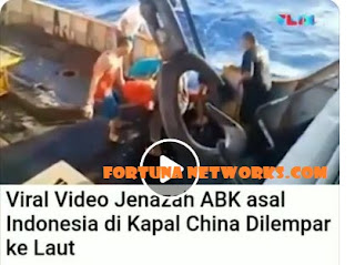 "<img src=""FORTUNA NETWORKS.COM.jpg"" alt=""Tragedi Kapal Long Xin 629: Menlu RI,Retno Marsudi Seperti Jurubicara China?"">"