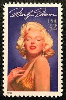 1995 32¢ Marilyn Monroe