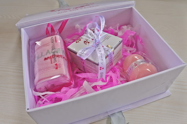 Review Sakura Collagen Anti AGE's Cream