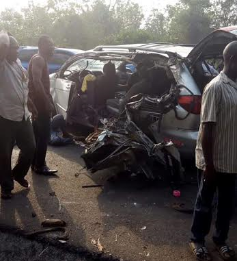FATAL MOTOR ACCIDENT IN ORE, ONDO STATE KILLS TWO SEVERAL INJURED