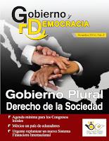 Revista Gobierno y Democracia No. 5