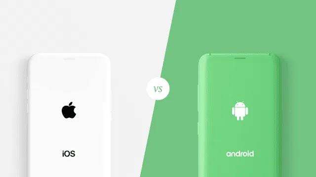 Android مقابل IOS: أي نظام تشغيل هو الأفضل لهاتفك الذكي