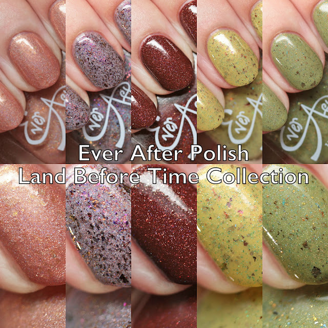 Ever After Polish Land Before Time Collection