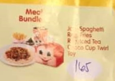 Jollibee Party Meal Bundle C