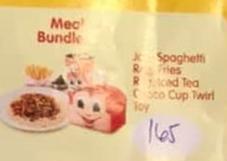 Jollibee Party Meal Bundle C