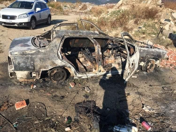 Ξάνθη: Έκλεψαν ΙΧ από το Νέο Όλβιο - Το βρήκαν καμένο