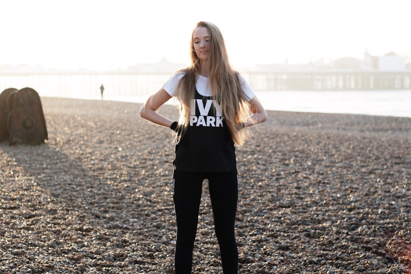 JD Sports Fitness Activewear Blogger
