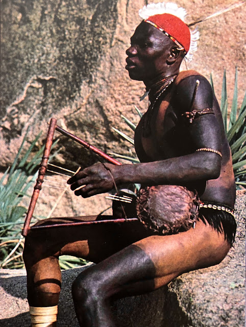 Leni Riefenstahl The Last of the Nuba and The People of Kau art photos tribal Sudan ceremony magic shaman