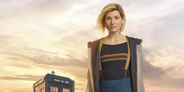 DOCTOR WHO - Jodie Whittaker nei panni del Dottore nelle nuove foto dal set