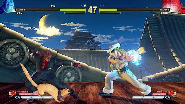 Imagem do Street Fighter V: Champion Edition