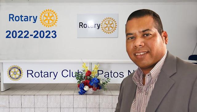 Rotary Club de Patos Norte elege Paulo Costa, para o ano rotário 2022-2023