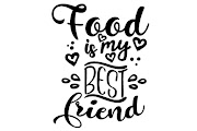 Food Is My Friend