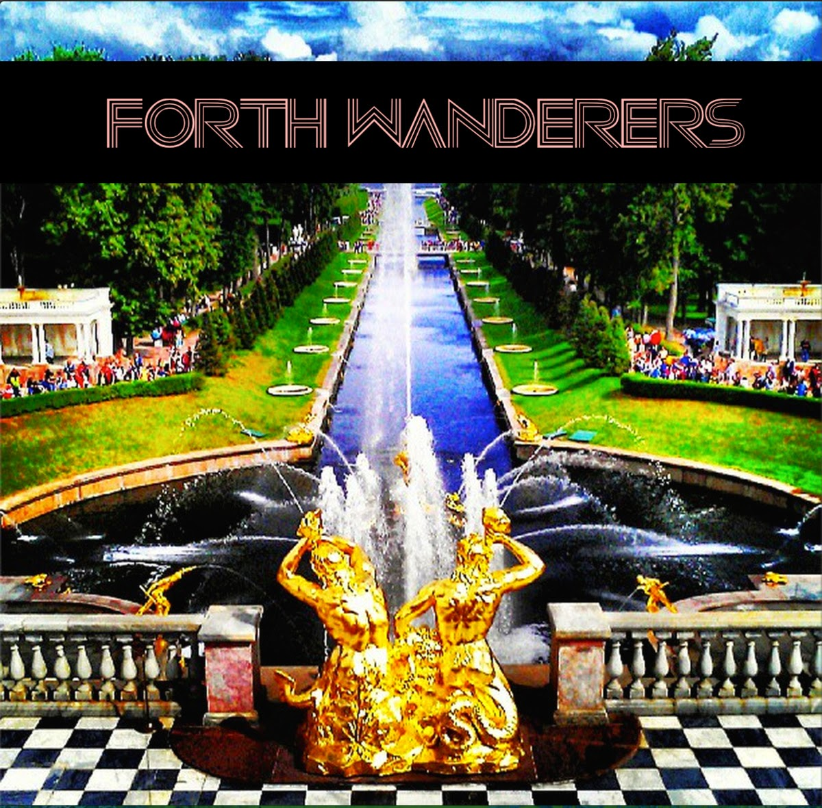 "Forth Wanderers : Debut ""Tough Love"" Is Easy to Fall In Love With"