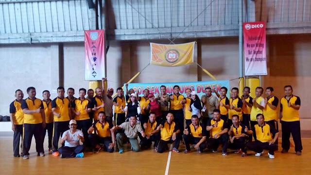 Kapolsek Tanjung Duren Wujudkan Kamtibmas Bersama Anggota Muspika