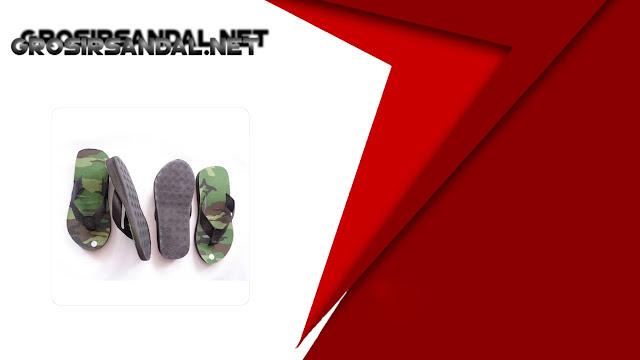 Sandal Loreng Simplek TG BJG   Grosir Sandal Anak Murah