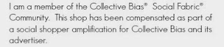 I am a member of the Collective Bias Social Fabric Community. This shop has been compensated as part of a social shopper amplification for Collective Bias and its advertiser.