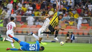 موعد مباراة الاتحاد والوحدة ضمن الدوري السعودي والقنوات الناقلة