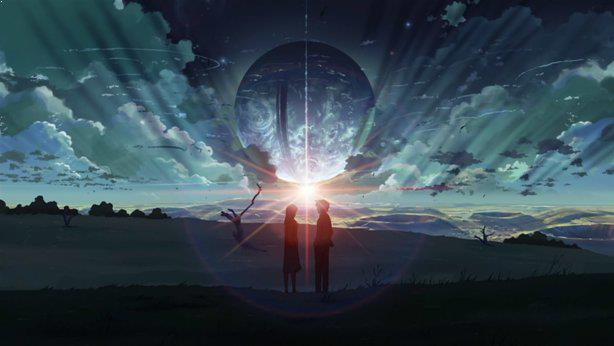 Byousoku 5 Centimeter (5cm Per Second) - Daftar Anime NTR Terbaik ( Low – Extreme ) Dijamin Nyesek