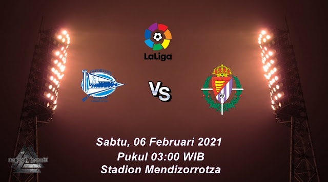 Prediksi Alaves Vs Real Valladolid