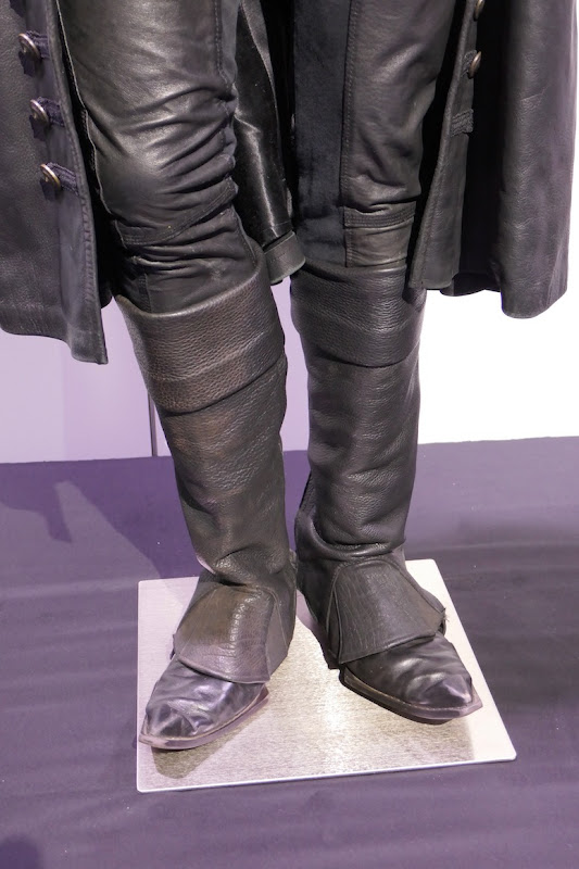 Hook costume boots Once Upon a Time