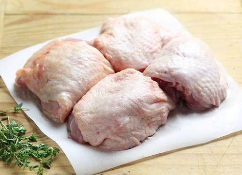 chickens Boneless ayam yang dihilangkan tulangnya