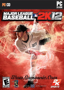 Major League Baseball 2K12 Game