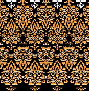 Damask-gold-motif-for-textile-design
