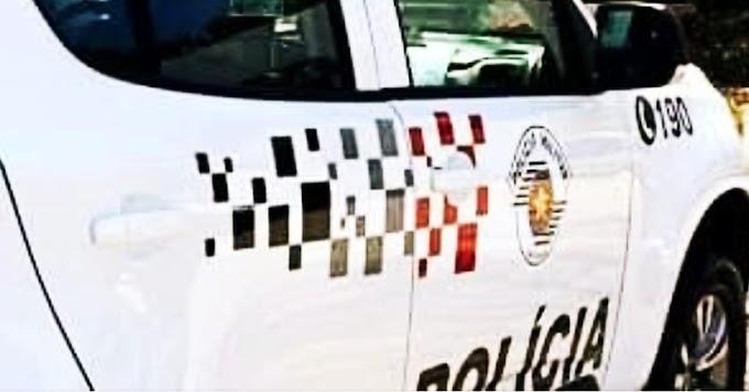 PROJETO RADAR FLAGRA VEÍCULO ROUBADO EM SÃO PAULO E LEVA DOIS ASSALTANTES PARA A CADEIA