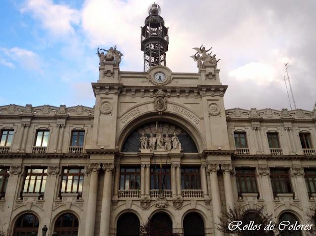 Correos Valencia
