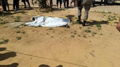 Jovem é assassinado no início da tarde desta sexta-feira (29) em Cuité