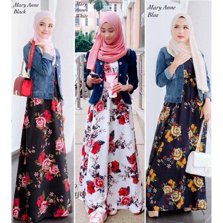 Kedai Baju Blouse Muslimah di Shopee Yang Murah