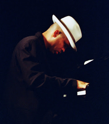 Jason Moran, photo copyright Lenny Bernstein, jazzjonesphotos.com