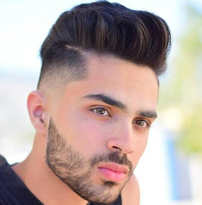How to style Men's hairstyle