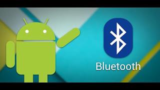 cara mengirim dan menerima file di Android lewat bluetooth