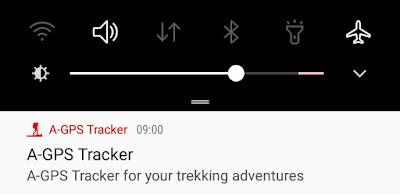 Aplikasi GPS anti Ghosting
