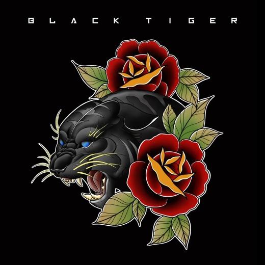 BLACK TIGER - Black Tiger (2018) full