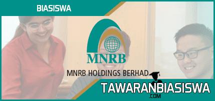 Tawaran Biasiswa MNRB Scholarship 2020