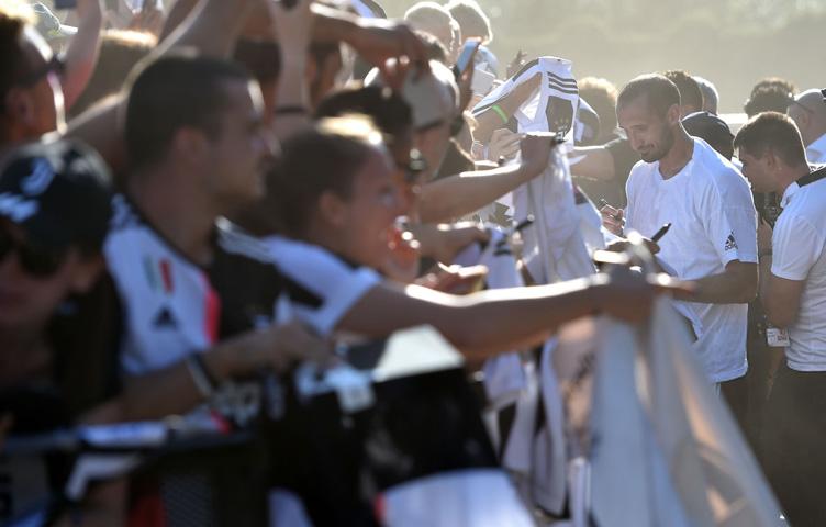 """Chiellini: """"Pritisak će biti na nama, ali i na interu i Napoliju"""""""