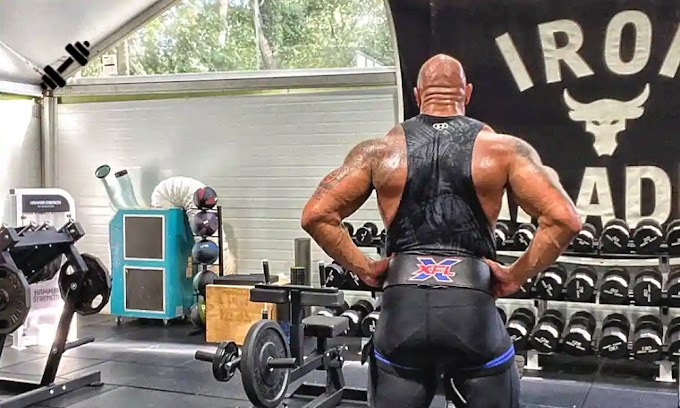 The Rock Indicates That He May Be Playing In The XFL Games