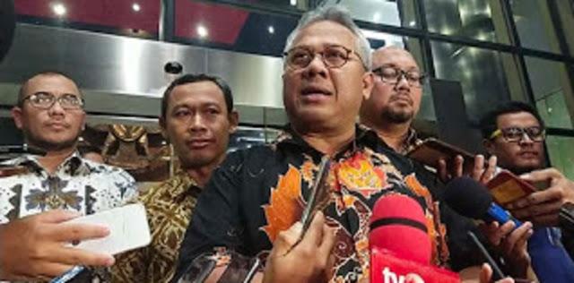 Komisioner KPU Kena OTT, Hensat: Lebih Baik Arief Budiman Cs Mengundurkan Diri