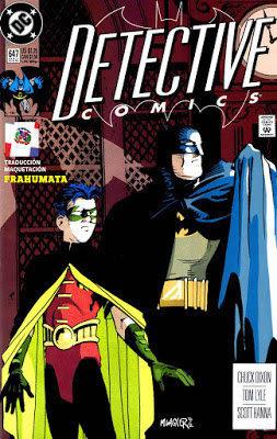 Detective Comic - El Debut de Spoile