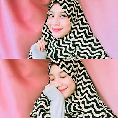 Cut Ashifa Pakai Hijab