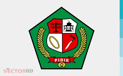 Kabupaten Pidie Logo - Download Vector File SVG (Scalable Vector Graphics)
